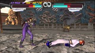 Tekken Hybrid - Tag Tournament HD Gameplay