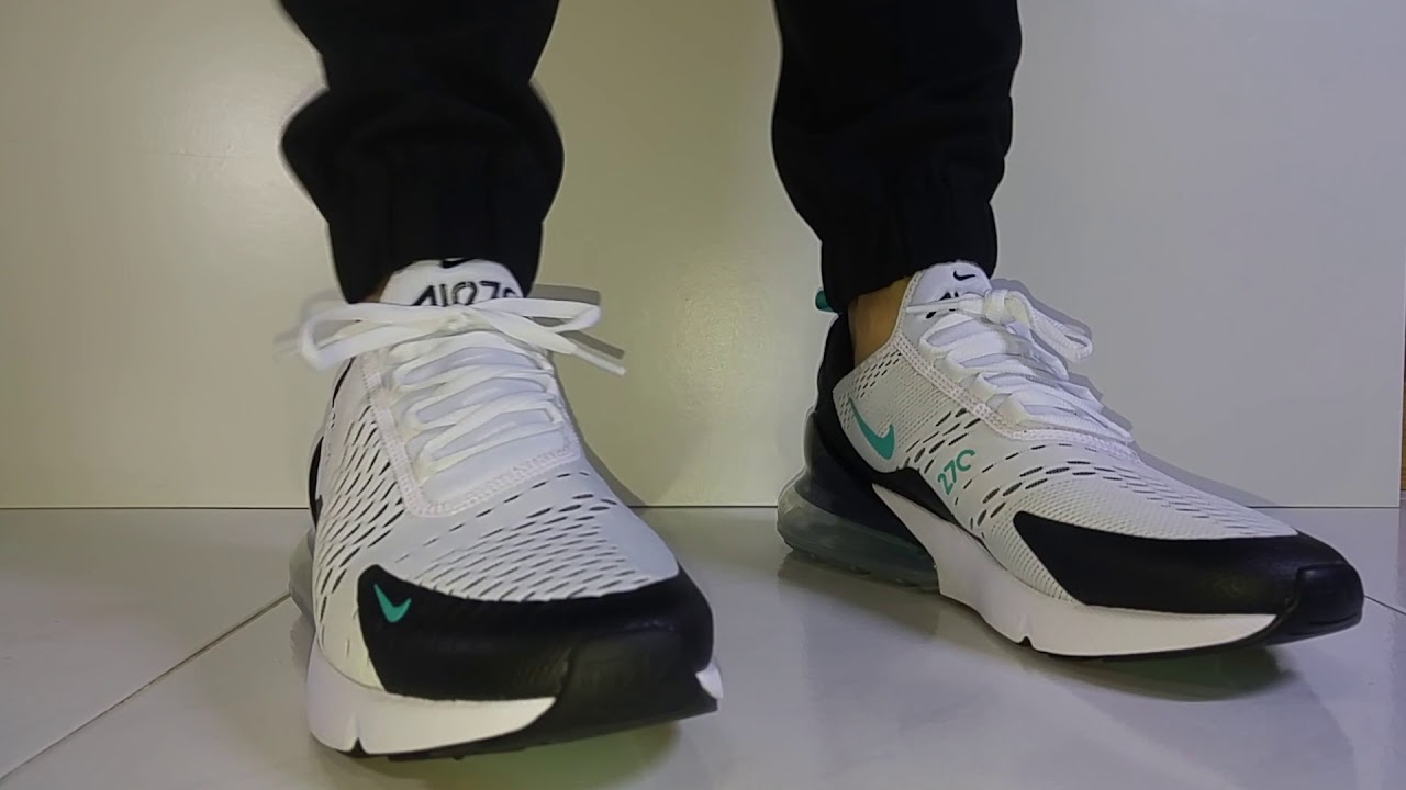 a5dbd4b568 What are Thoze?!? - Nike Air Max 270 (Dusty Cactus) On Feet - YouTube