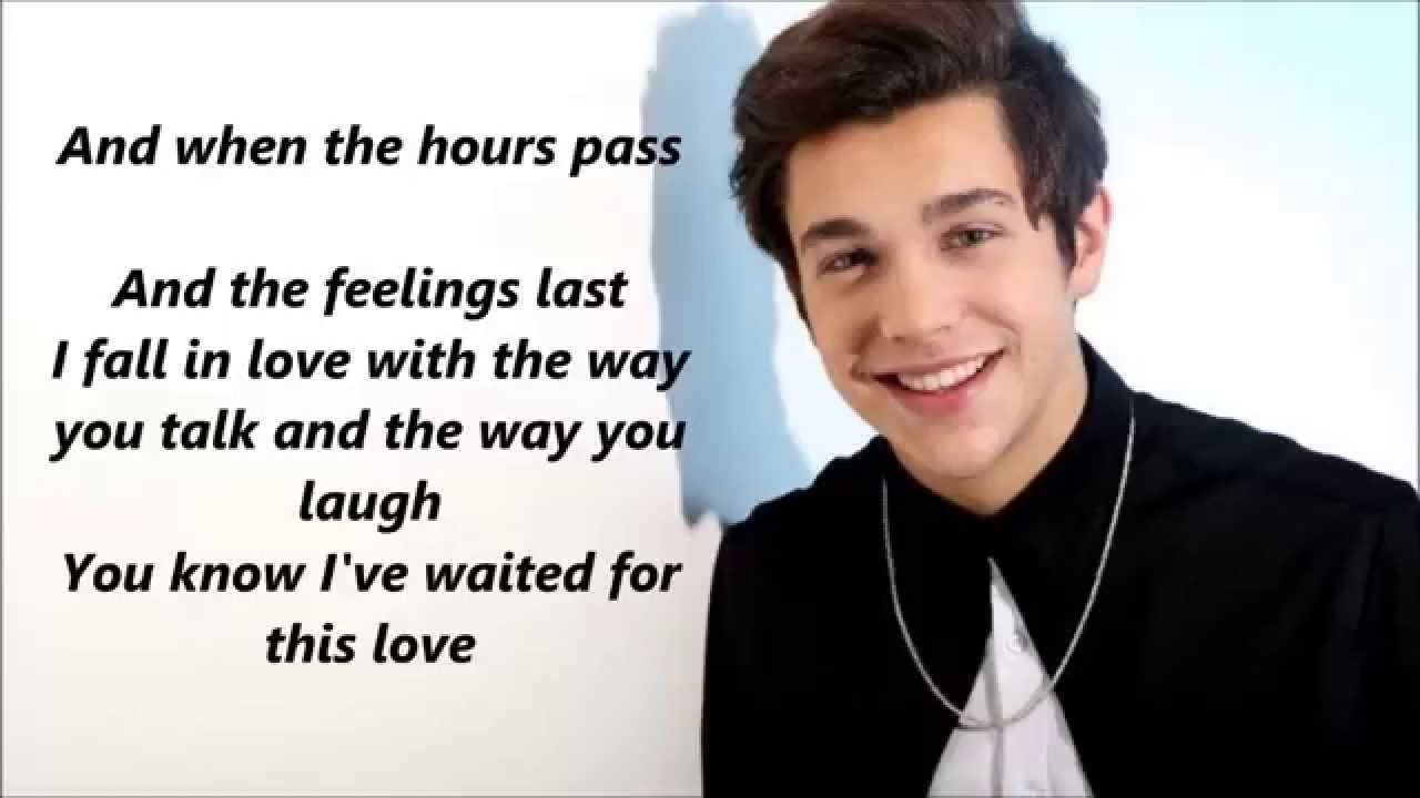 Austin mahone waiting for this love lyrics hd youtube voltagebd Images