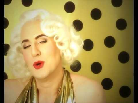 HAPPY BIRTHDAY MR. PRESIDENT MARILYN MONROE DRAG QUEEN COVER
