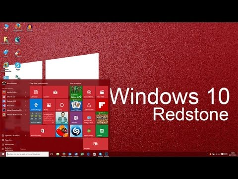Redstone Windows 10 Update