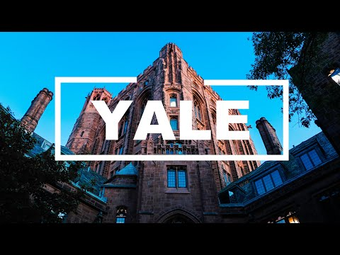 A DAY IN THE LIFE AT YALE UNIVERSITY