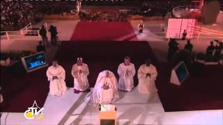Matt Maher - Lord I Need You - World Youth Day (WYD) Rio 2013 Adoration Vigil