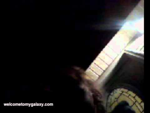 HAARP Project Blue Beam - UFO appears in video and does fly-by