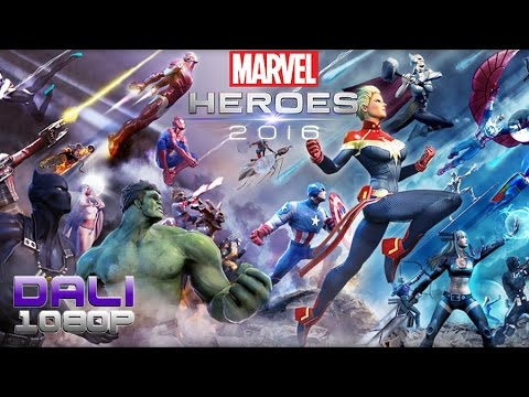 Marvel Heroes 2016 Pc Gameplay 60fps 1080p Youtube