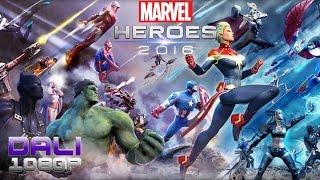 Marvel Heroes 2016 PC Gameplay 60fps 1080p