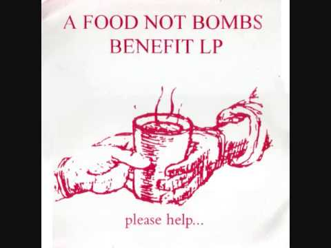 v.a - food not bombs benefit lp