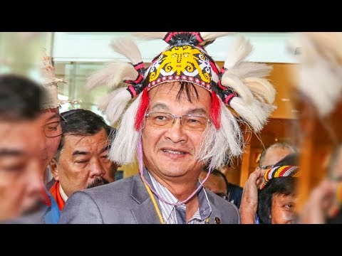 Baru Bian says he's staying on as Sarawak PKR chief