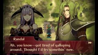 Cipher Legends DLC Bonus Conversations Fire Emblem Echoes Shadows of Valentia