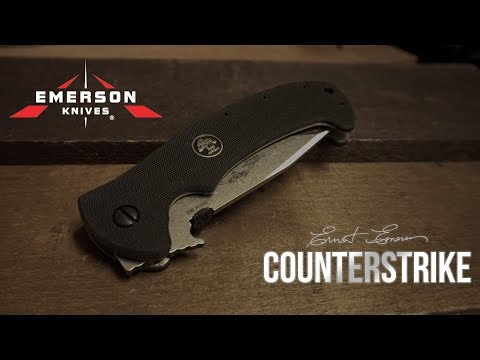 The Emerson Counterstrike | A Closer Look