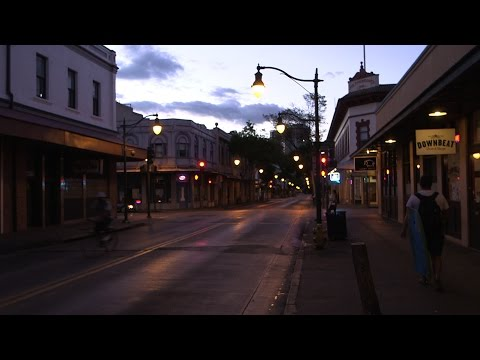 Honolulu's Chinatown Home To Hip Restaurants And Bars