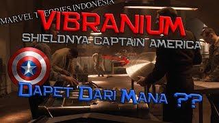 Howard Stark Dapet Vibranium Shieldnya Captain America Dari Mana ? Marvel Theory Indonesia
