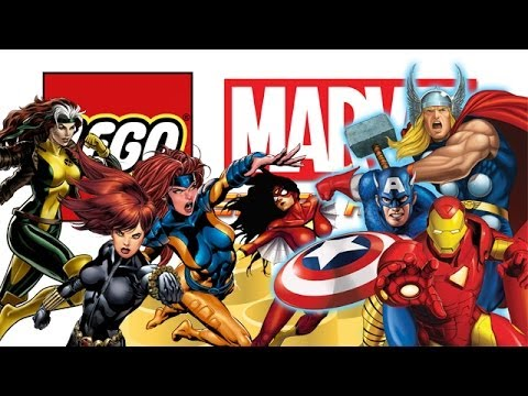 LEGO: Marvel Super Heroes - Unlocking Gold Bricks - Part 12 (FREE ROAM) - 동영상
