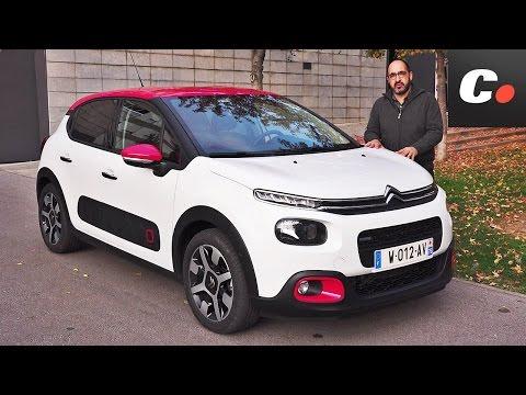 Citroën C3 2017   Primera Prueba / Test / Review en español   Contacto   coches.net