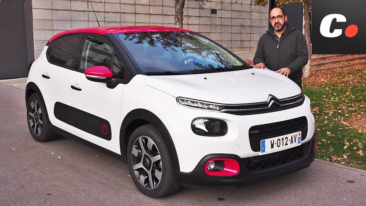 All Out Diesel >> Citroën C3 | Primera Prueba / Test / Review en español | Contacto | coches.net - YouTube