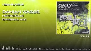 FO140R006: Damian Wasse - Metropolis (Original Mix) [OFFICIAL TEASER]