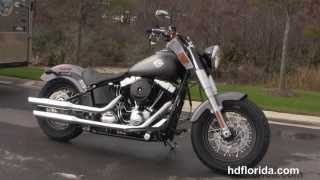 New 2014 Harley Davidson Softail Slim Motorcycle for sale