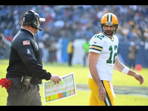 "Aaron Rodgers BLASTS Coach Mike McCarthy: ""Stupid F**king Call!"""