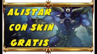 Alistar + skin gratis