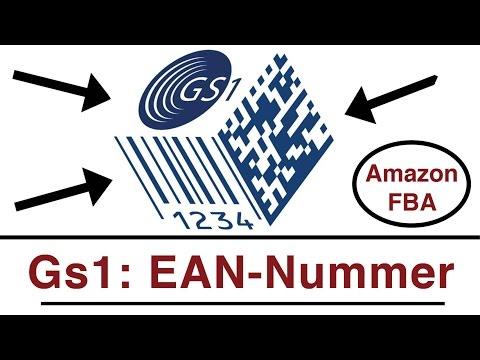 Update: Gs1 und die EAN-Nummern | Lizenzierung von Barcodes | Amazon FBA