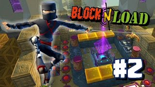 "Block N Load | ""LAST TO FIRST!"" 