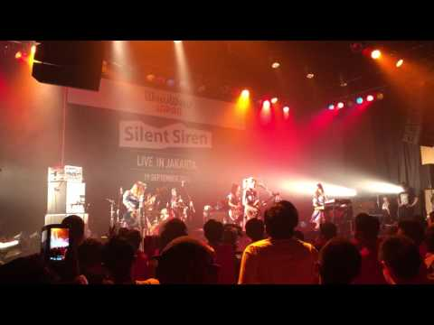 Silent siren live in Jakarta 2015 - Happy Marriage