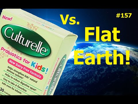 Flat Earth and Pro-biotics conspiracy! thumbnail