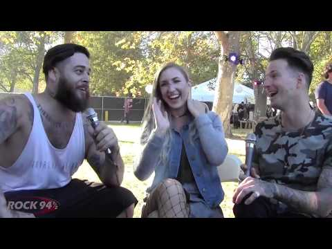 Roxy | Aftershock 2017 | Highly Suspect Interview