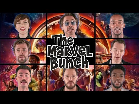 The Marvel Bunch Song With Avengers Infinity War's Poster