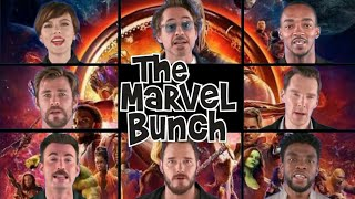 The Marvel Bunch Song With Avengers Infinity War's Poster   With Subtitles  