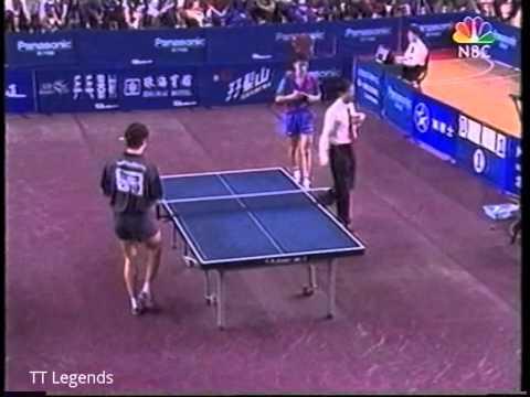1997 China Table Tennis Open Men's Final Zoran Primorac vs Kim Taek Soo