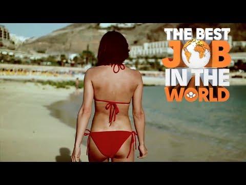 Copacabana Beach: Best Job In The World