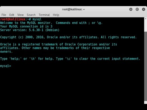 Installing Mysql and fixing unable to connect to databse socket(solved)