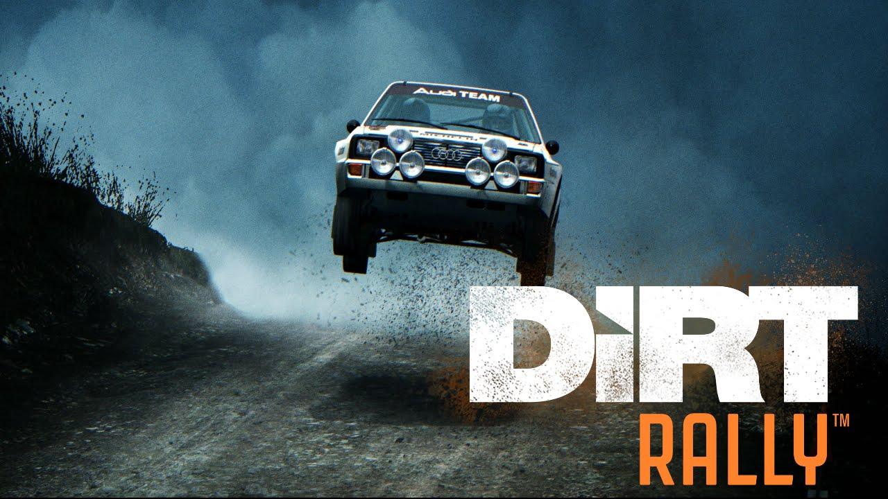Dirt Rally Audi Quattro Barrel Roll D Youtube