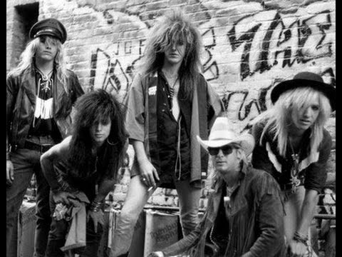 Jetboy - Damned Nation 1990 [Full Album]