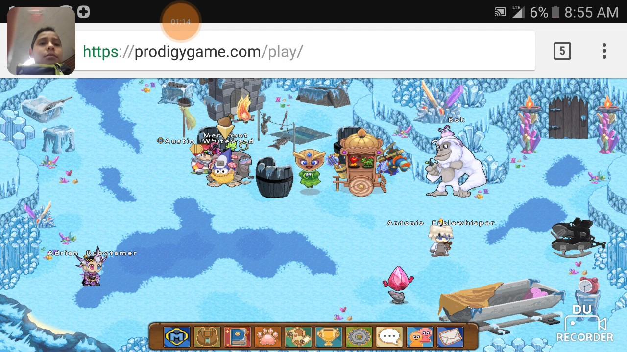 My prodigy account lol membership by OBEY_bryan 221