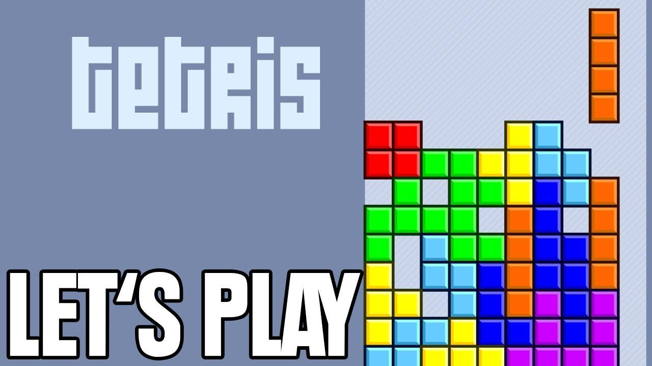 Spiel Tetris