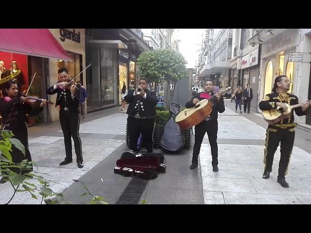 mariachi de buenos aires - las mañanitas- tequila show