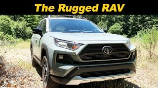 2019 Toyota RAV4 Adveฑture | Not A Mini-4Runner