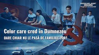 """Film creștin """"Reeducare «roşie» la domiciliu"""" Fragment 4 - Celor care cred în Dumnezeu oare chiar nu le pasă de familiile lor?"""