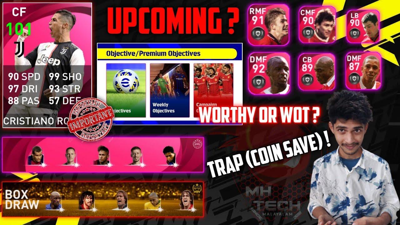 efootball ™ 2022 | Coin Save Or Wot🤔Upcoming IM Packs? | നല്ല അടിപൊളി പണി വരുന്നുണ്ട്🤣| Wait Before!