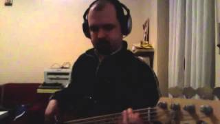 Bass cover - Lady Day and John Coltrane (Gil Scott-Heron)