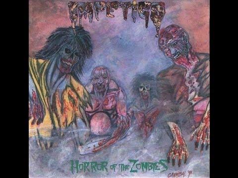 Impetigo - Horror of the Zombies [Full Album]