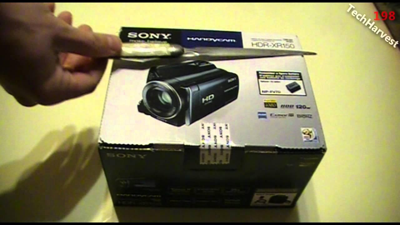 Sony HDR CX220E
