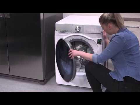 samsung quickdrive kalibrierung der waschmaschine youtube. Black Bedroom Furniture Sets. Home Design Ideas