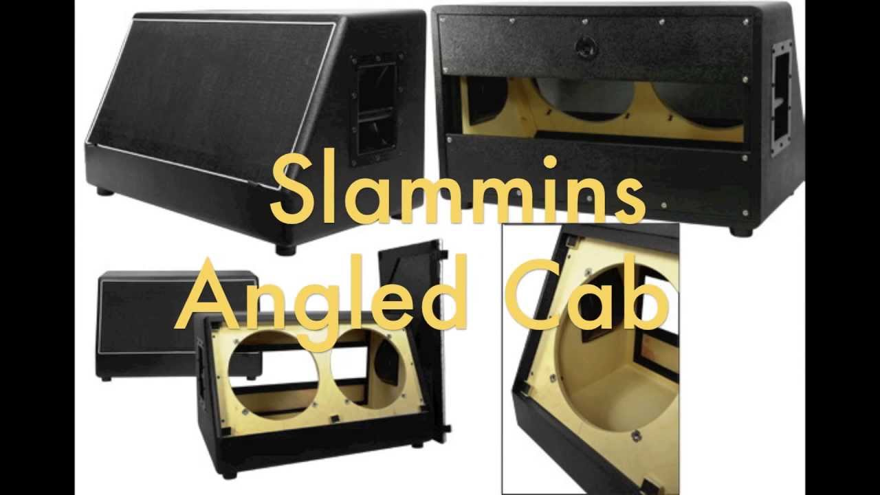 Slammins Guitar cab from Mojotone