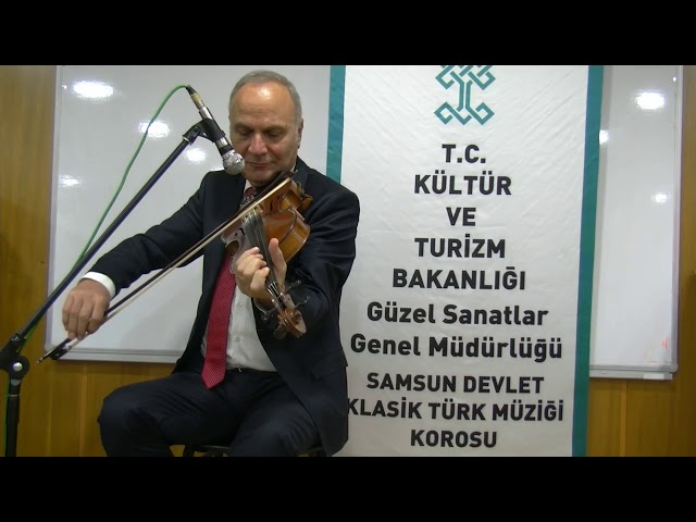 Hicâz Taksim-Ahmet Sedat METE Viyola