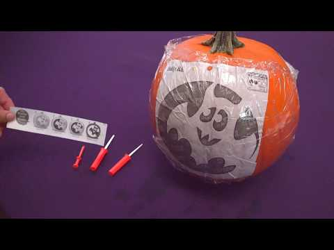 Pumpkin Carving Tips, Tricks and How To from the Masters at Pumpkin Masters