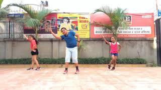 Man Binako Dhan Thuloki ASHOK DARJI Cover dance choreography by Bibek