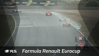 Eurocup Formula Renault 2.0 - Race 2 - Estoril- 2016